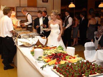Wedding Buffet ideas - Silvertunes Entertainment