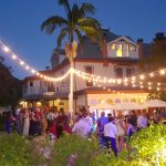 Newhall mansion wedding Dj